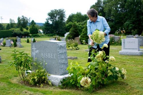 ландшафтный дизайн могил